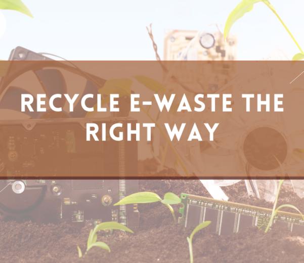 e-waste blog